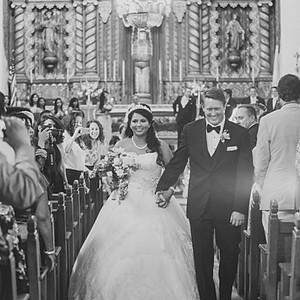THE OSBORN WEDDING