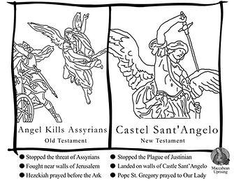 Angel Assyrians Castel Sant'Angelo_00000