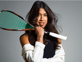Nicol David Takes Home The World Games Greatest Athlete of All Time