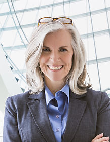 Image of smiling businesswoman happy with Counseling for Executive Stress