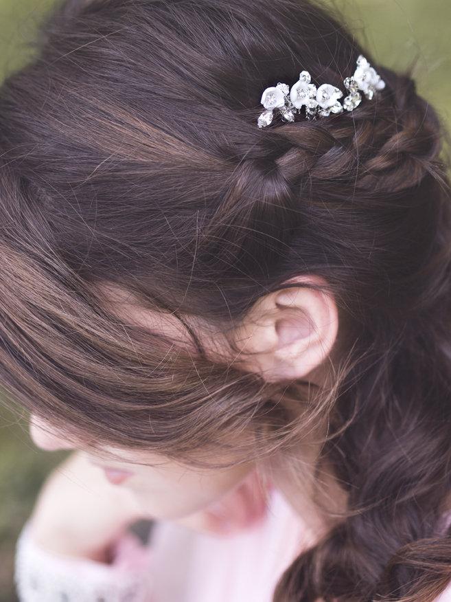 Bridal Hair Trial