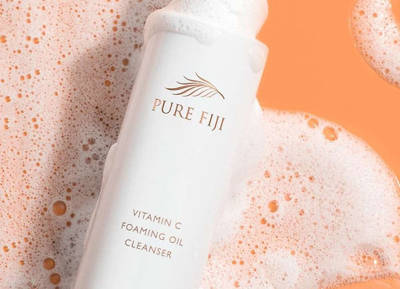 Vitamin C Foaming Oil Cleanser
