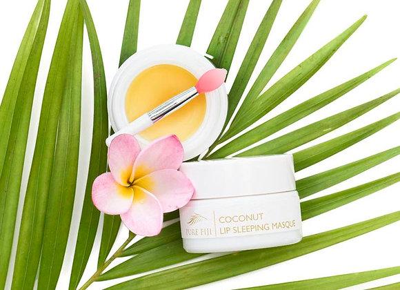 Coconut Lip Sleeping Masque