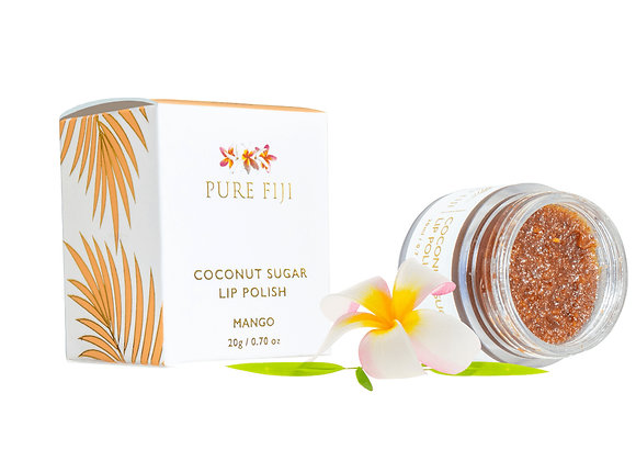 Coconut Sugar Lip Polish