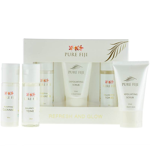 REFRESH AND GLOW - FACIAL PACK