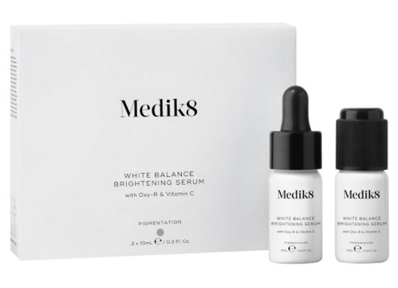 Medik8 White Balance Brightening Serum x 2 - 10ml