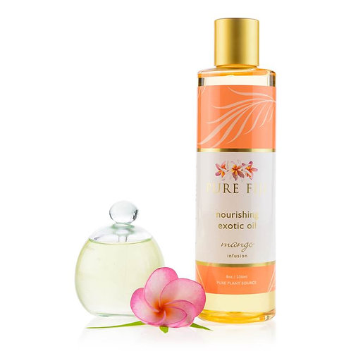 EXOTIC BATH AND BODY OIL - 240ML