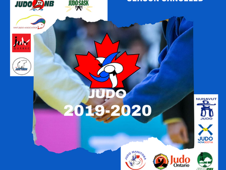 BREAKING NEWS - JUDO CANADA ANNOUNCEMENT