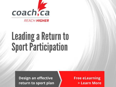 Free NCCP Coach Course