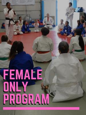 FEMALE ONLY PROGRAM