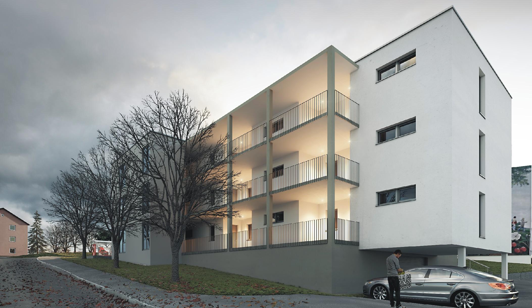 Wohnhaus Graf-von-Stauffenberg-Straße in Marburg