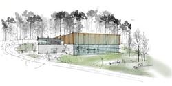 Wettbewerb Multifunktionshalle Mittelpunktschule Hartenrod