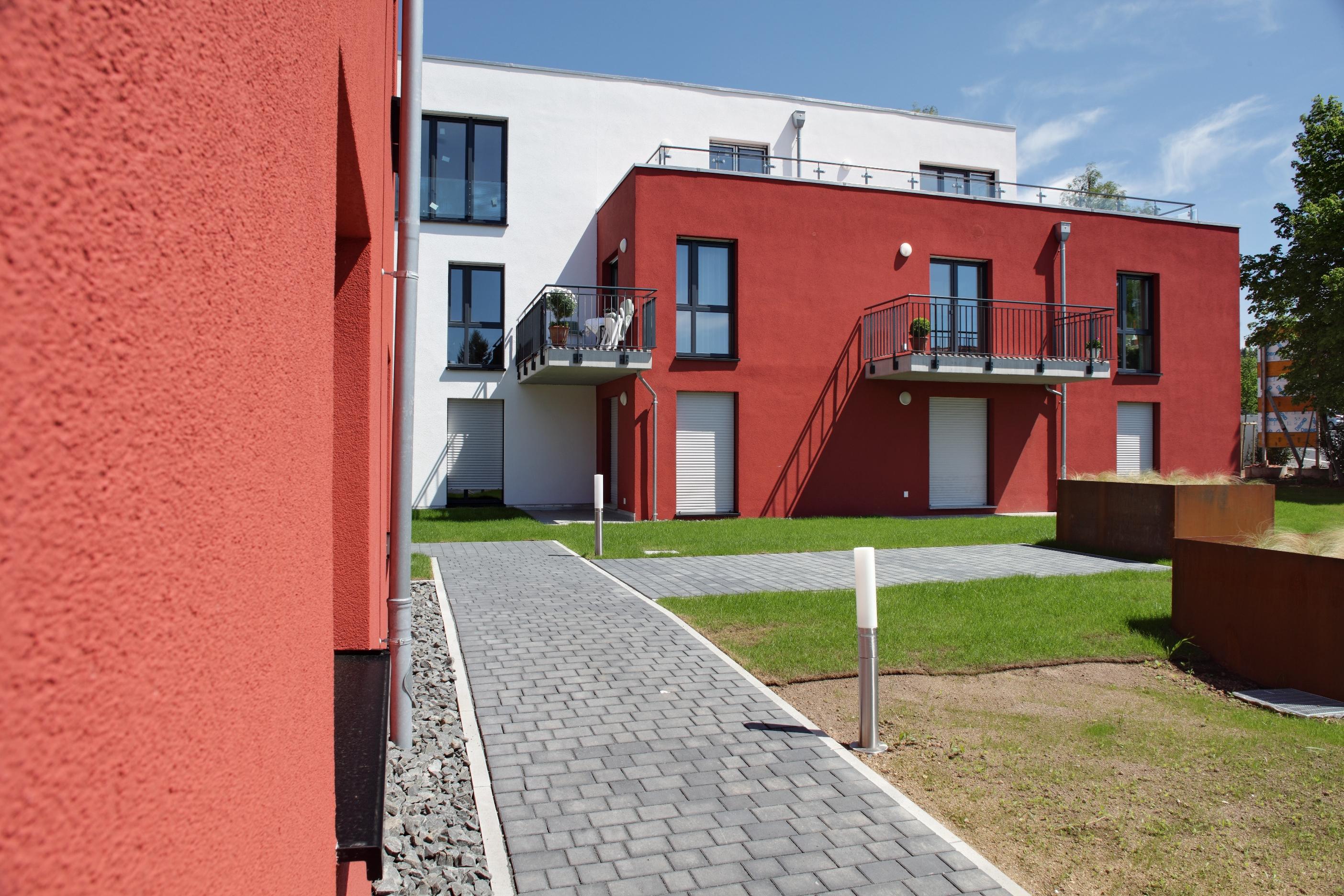 Wohnhaus Zeppelinstraße in Marburg