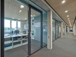 innenraumgestaltung büro integrale planung | foto: ad photography