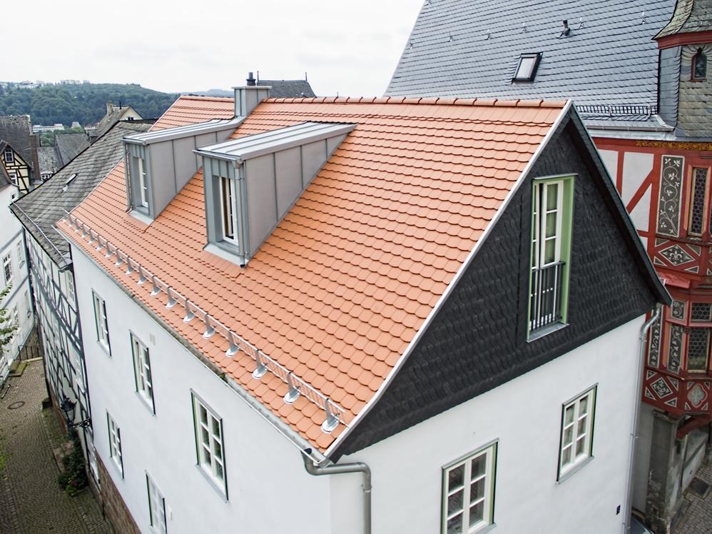 Sanierung Fachwerkhaus, Ritterstraße
