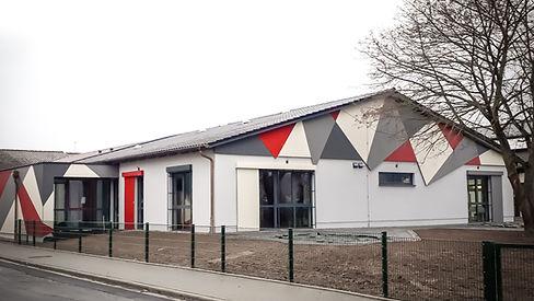 Erweiterung Kindertagesstätte Mäuseburg, Goßfelden
