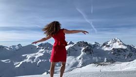 Sufi whirl St. Moritz 3000 m
