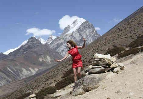 Subpage: Mount Everest