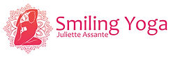 logo smiling yoga