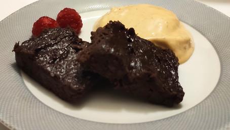 Recette express de brownie