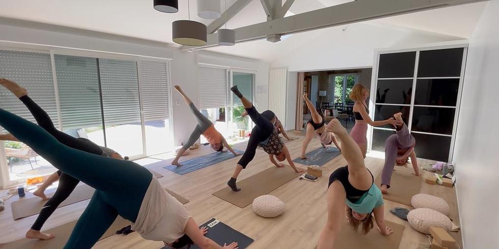 Weekend de yoga - Yog and chill - A 1h de Paris - Du 22 au 24 octobre