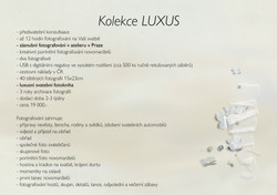 Svatby Kolekce LUXUS