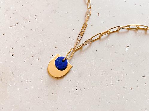 Collier Riad, Lapis Lazuli