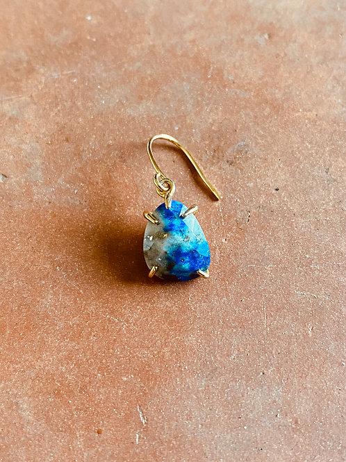 Boucle Drop, Lapis Lazuli