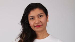 India LaRoda- Miss India America on Wanna Be Podcast