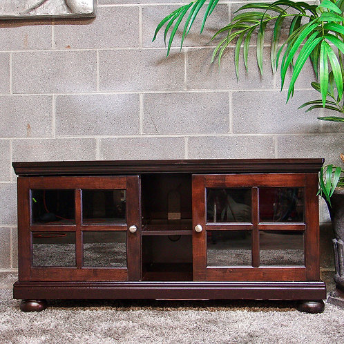 """48"""" Brown Entertainment Center/TV Stand"""