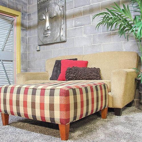 Storehouse Furniture Sofa and Ottoman Set