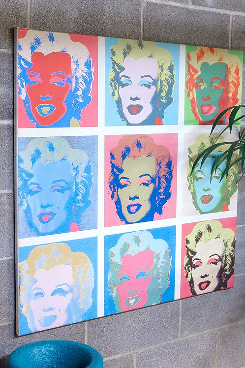 8PC Marilyn Monroe Decor Set