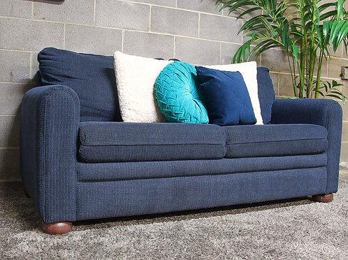La-Z-Boy Blue Sleeper Sofa