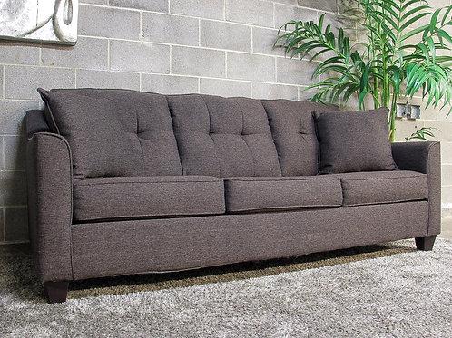 Gray/Blue Sofa
