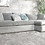 Thumbnail: Crate & Barrel 2PC Lounge Sectional