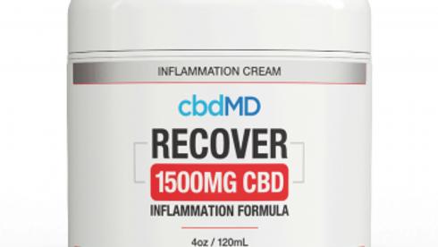 cbdMD RECOVER inflammation formula 1500MG