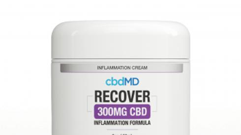 cbdMD RECOVER inflammation formula 300MG