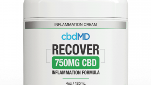 cbdMD RECOVER inflammation formula 750MG