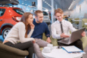 Soft Pull application for dealerships