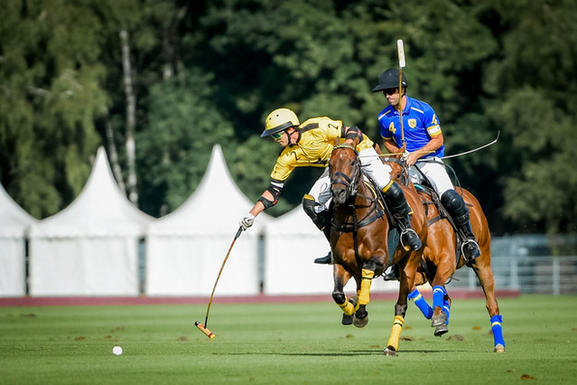 DS Meteoro playing the Queens Cup 2020.j