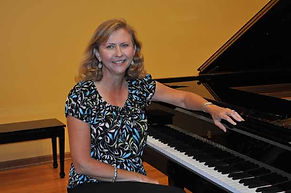 Kim Katz of Katz Piano Studio