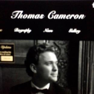 Thomas Cameron Tenor
