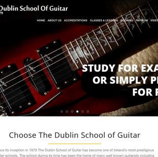 Dublin School Of Guitar