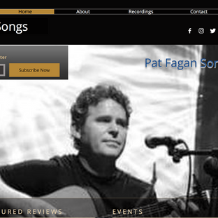 Pat Fagan Songs