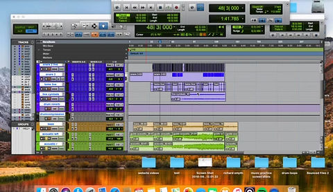 drums production part 1