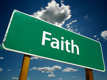 You'll Have it By Faith!