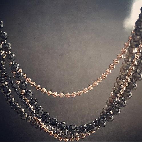 A1-31 Multi-Strand Necklace