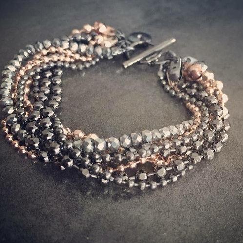 A1-30 Multi-Strand Bracelet