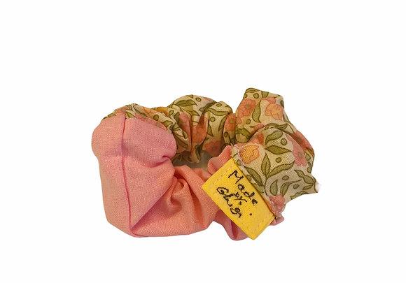 "Chouchou enfant ""Little pink flowers"""