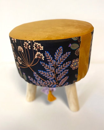 "Stool ""Black Forest"""